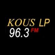 KOUS-LP - 96.3 FM