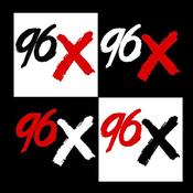 WROX-FM - 96X 96.1 FM