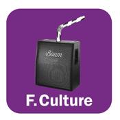 France Culture  -  CHANSON BOUM