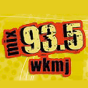 WKMJ-FM - The Mix 93.5 FM