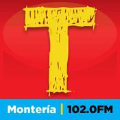 Tropicana Montería 102.0 fm
