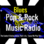 Pop And Rock Music Radio Blues