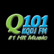 KQDJ-FM - Q101 101.1 FM