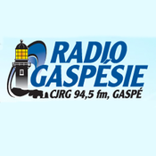 CJRG Radio Gaspésie 94.5 FM