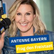 ANTENNE BAYERN Frag den Freistaat mit Kathie Kleff