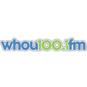 WHOU-FM 100.1 FM