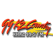 KHAZ - KZ Country 99.5 FM