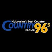 KRGI-FM - Nebraska's Best Country 96.5 FM