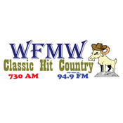 WFMW - Classic Hit Country 730 AM