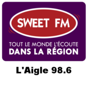 Sweet FM - L\'Aigle 98.6